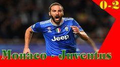 Monaco 0-2 Juventus - Highlights (03/05/17)