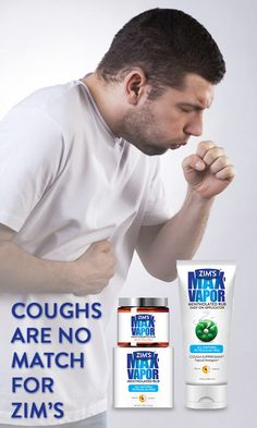 Fight colds naturally with Zim's Max Vapor Mentholated Rub