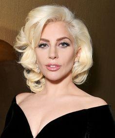 Lady Gaga Transformed Her Look for Barneys New York's Latest Ad . Lady Gaga Hair, Lady Gaga Makeup, Madonna, Christina Aguilera, Rupaul, Lady Gaga Sans Maquillage, Britney Spears, Rihanna, Kim Kardashian