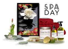 """""""Spa Day"""" by sjlew ❤ liked on Polyvore featuring beauty, Ralph Lauren, Mio, Fig+Yarrow and Tata Harper"""