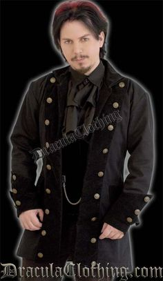 #goth $104 from www.draculaclothing.com