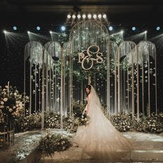 Wedding Setups and Fiber Decoration Accessories Manufacturer - Wedding Design Hub Wedding Stage Backdrop, Wedding Backdrop Design, Wedding Hall Decorations, Wedding Stage Design, Wedding Designs, Wedding Mandap, Wedding Receptions, Wedding Table, Wedding Ideas