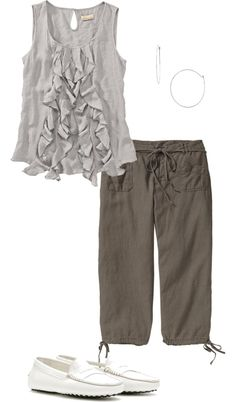What I Wore Today - May 18, created by lizbutterfield on Polyvore