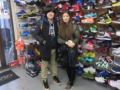【新宿2号店】2015.01.19 中国からの留学生のお客様です。勉強大変だと思いますが頑張ってくださいね!またのご来店お待ちしております!