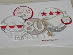 Mia's: 80. Geburtstag