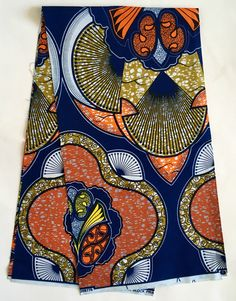 A personal favorite from my Etsy shop https://www.etsy.com/listing/534175841/african-print-fabric-ankara-orange