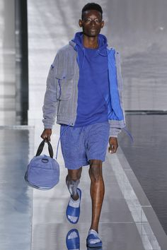 See the complete John Elliott Spring 2017 Menswear collection. MENS' FASHION SS 2017  More At FOSTERGINGER @ Pinterest