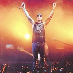 M. Shadows from Avenged Sevenfold