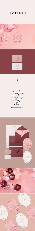 Sweet Mun - Brand Identity by Cocorrina