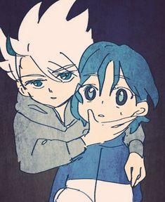 Twitter Inazuma Eleven Go, Twitter, Cool Stuff, Frost, Kiss, Wattpad, Couples, Art, Couple