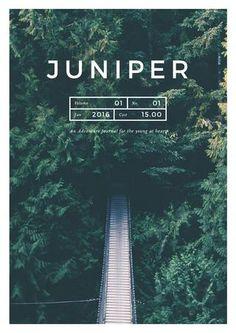 Good J U N I P E R Magazine Portfolio