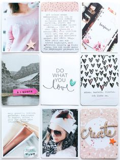 Project Life Scrapbooking - Pocket Scrapbook ideas, inspiration, and layouts. Project Life Scrapbook, Project Life Album, Project Life Layouts, Project Life Cards, Scrapbook Paper Crafts, Scrapbook Albums, Scrapbook Photos, Scrapbook Journal, Pocket Scrapbooking