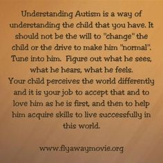 For all parents and educators who care for a child with Autism Re-Pinned by Penina Penina Rybak MA/CCC-SLP, TSHH CEO Socially Speaking LLC YouTube: socialslp Facebook: Socially Speaking LLC www.SociallySpeakingLLC.com Socially Speaking™ App for iPad: http://itunes.apple.com/us/app/socially-speaking-app-for/id525439016?mt=8