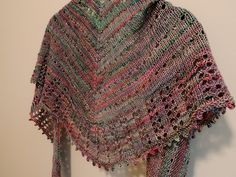 Ravelry: Candlelit Shawl pattern by Helen Stewart