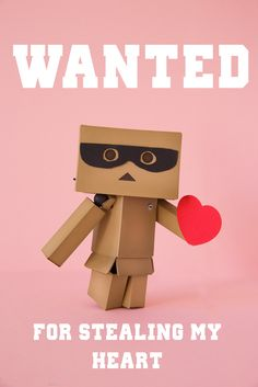 I'm a toy photographer based in Atlanta. I am also the Official Revoltech Danboard photographer. Character Danboard ©Kiyohiko Azuma/Yotuba Sutazio My photostream is filled with Danboard photos. Cardboard Camera, Danbo, Plastic Models, Happy Valentines Day, Toys, Robot, Atlanta, Character, People