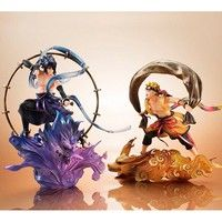 Action Figure Model Toy Gift Anime Naruto Kyubi Sasuke Susanoo