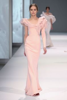 Ralph & Russo Spring/Summer 2015 Couture Collection | British Vogue