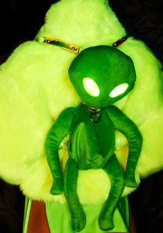 Free, fast shipping on Freaky Lil Creature Mini Backpack at Dolls Kill, an online boutique for burner clothing, LED clothing, playa shoes & accessories. O Ring Choker, Insect Jewelry, Kids Bags, Mini Backpack, Hologram, Online Boutiques, Dinosaur Stuffed Animal, Goth, Creatures