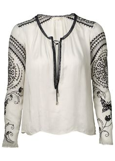 Odd Molly Unconditional Blouse - light pearl M814-808 FW14