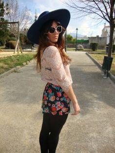 Sonia Outfit   Primavera 2012. Cómo vestirse y combinar según Sonia el 31-3-2012