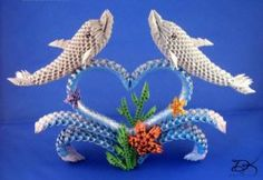 Like this fish paper art..??