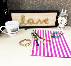 Stay humble, work hard, & wear Laura Janelle. #RGLB #armparty #laurajanelle #officelife #deskaccessories #officeculture #jewelry #bracelets #fashion #fashionjewelry #trending #ontrend #magneticfocalbracelet #daintyfocalbracelet #dainty #stayhumble #workhard
