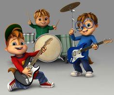 Alvinnn and the Chipmunks