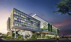 Audax Visuals Pte Ltd | Sengkang Hospital - Audax Visuals Pte Ltd