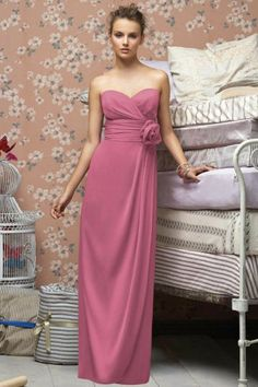 rosa bridesmaid dress