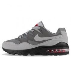 Coming 27th November. Nike Air Max 94 Wolf Grey.  http://ift.tt/1Hk5hvh