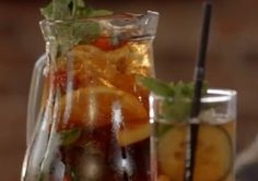 How to Make the Perfect Classic Pimm's Cocktail