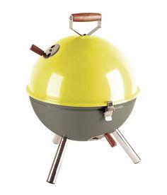 Mini BBQ yellow