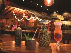 The 22 Best Tiki Bars in the United States - Condé Nast Traveler Opened in 1945 within the Fairmont San Francisco hotel, the Tonga Room evolved around the hotel's old indoor swimming pool.