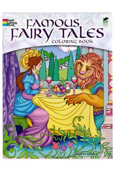 Famous Fairy Tales Colouring Book