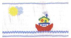 Tommy Tugboat by JuneBug Designs