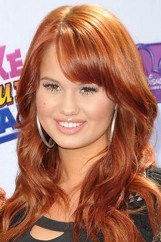 Debby Ryan-- LOVE HER HAIR!