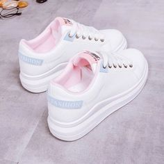 Sneakers Fashion, Fashion Shoes, Light Blue Shoes, Beige Ankle Boots, Cute Homecoming Dresses, Casual Loafers, Loafers For Women, Platform Shoes, Womens Flats