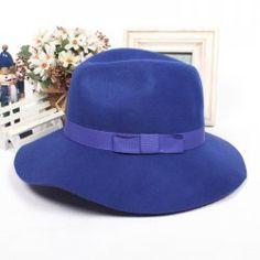 Sir cappello di lana pura