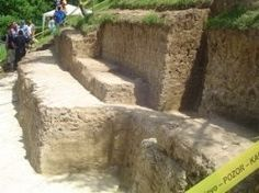 Bosnian Pyramid - This was discovered in 2005 but excavation to unearth it didn't begin until years later. Still a long way to go in uncovering, but it's been found that tunnels built under it go for tens of miles.  This is located in the town of Visoko and the locals had always thought it was just a hill. It is believed that this pyramid is much larger than the Giza Pyramid and recent carbon dating shows the possible age to be more than 20,000 years.