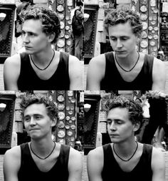 Young Tom Hiddleston // *drool* I wish a boy like that had gone to high school with me...<--- and I wish there was a guy in my high school like him
