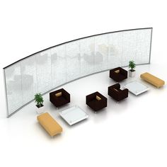 Furniture for Atrium ideas. Haworth - Idea Starter 144