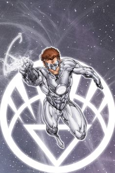 White Lantern Hal Jordan by ~drewdown1976 on deviantART