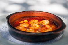 Gambas Pil Pil, Green Eggs, Ratatouille, Chana Masala, Food For Thought, Chili, Bbq, Good Food, Beans