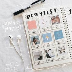 Bullet Journal Kpop, Bullet Journal Aesthetic, Bullet Journal Writing, Bullet Journal School, Bullet Journal Inspo, Bullet Journal Spread, Bullet Journal Ideas Pages, Art Journal Pages, Journal Prompts