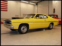 1970 Plymouth Duster  318 CI, Automatic
