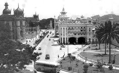 Another shot of the main Railway Station, Kuala Lumpur