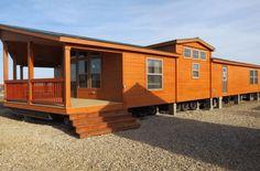 This Cowboy Log Cabin is Hiding a Palatial Interior