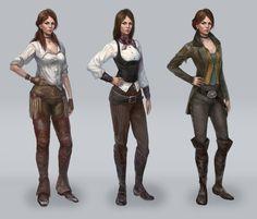 Wild West Online Gaming Artwork
