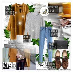 """""""Shein contest"""" by amra-softic ❤ liked on Polyvore featuring moda e shein"""
