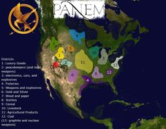 The Hunger Games.. whoever made this map.. You rock (: